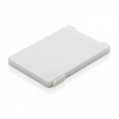 RFID Mehrfach-Kartenhalter, weiß