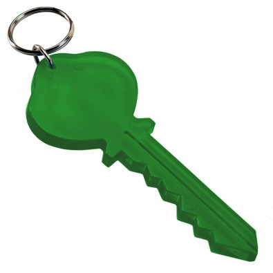 Schlüsselanhänger Key, standard-grün
