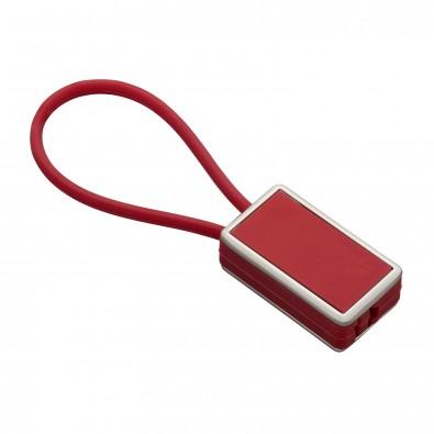 Schlüsselanhänger REFLECTS-SISIMIUT, rot