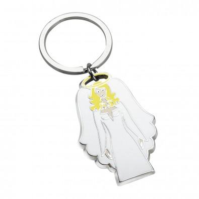 Schlüsselanhänger REFLECTS-WHITE ANGEL