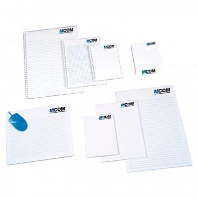 Schreibpapier-Set, 460-tlg., inkl. 2-farbigem Druck