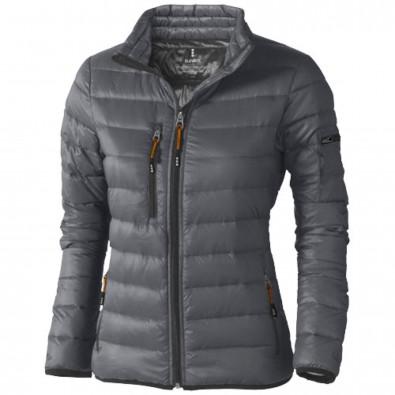 Scotia Damen leichte Daunenjacke, Steel grey, XXL