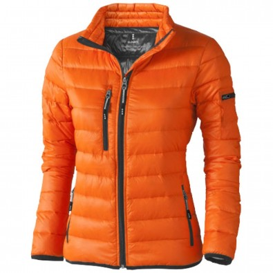 low priced 5cd74 d87cb Scotia leichte Daunenjacke für Damen, orange, L orange | L
