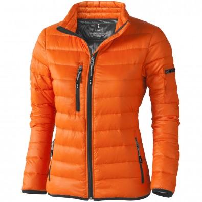 Scotia leichte Daunenjacke für Damen, orange, L