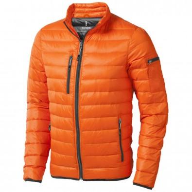 Scotia leichte Daunenjacke für Herren, orange, M orange | M