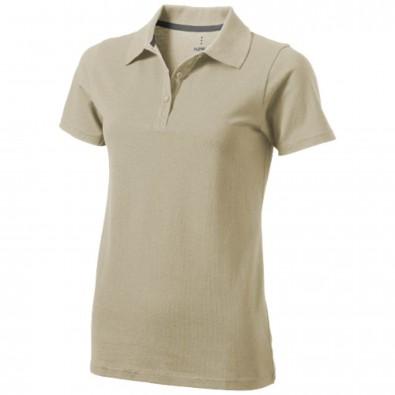 Seller Poloshirt für Damen khaki | S