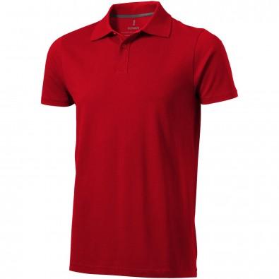 Seller – Poloshirt für Herren, rot, M