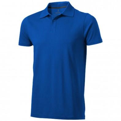 Seller – Poloshirt für Herren, blau, XL