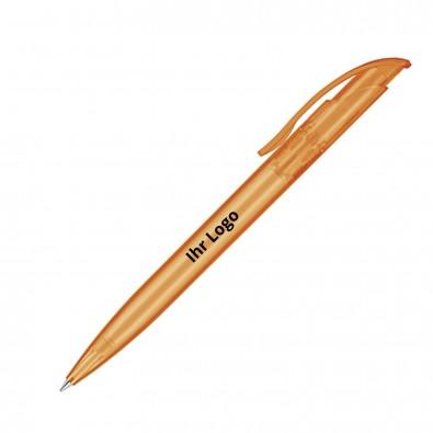 senator® Druckkugelschreiber Challenger Frosted, orange 151