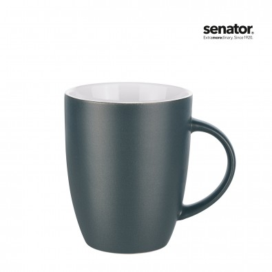 senator® Tasse Elite Matt, anthrazit