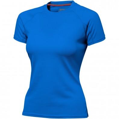 Serve – T-Shirt cool Fit für Damen, himmelblau, L