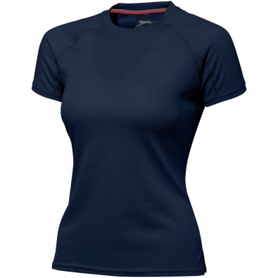Serve – T-Shirt cool Fit für Damen, navy, L