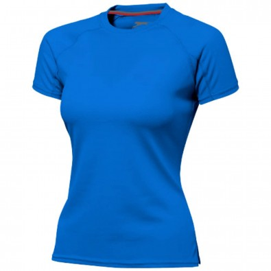 Serve – T-Shirt cool Fit für Damen, himmelblau, L