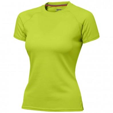 Serve – T-Shirt cool Fit für Damen, apfelgrün, XXL