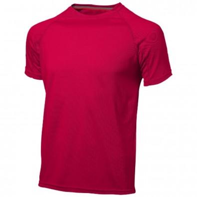 Serve – T-Shirt cool Fit für Herren, rot, S