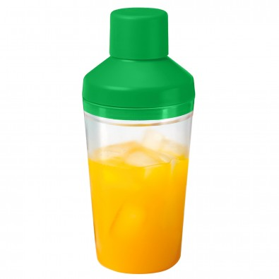Shaker Bar 0,45 l, standard-grün