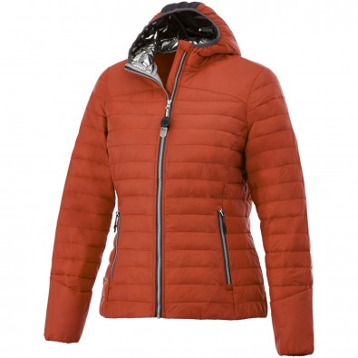 Silverton Damen Thermo Jacke, orange, M
