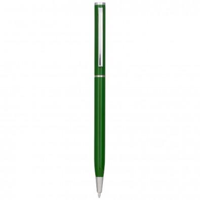 Slim Aluminium Kugelschreiber, grün