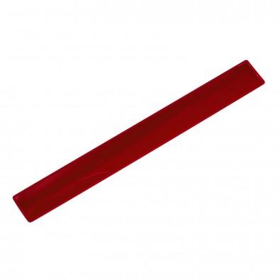 "Snap-Armband ""Midi"", dunkelrot"