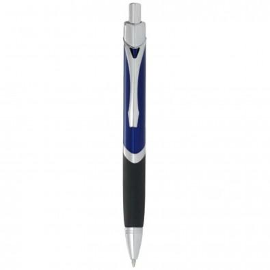 SoBe Kugelschreiber, blau,schwarz