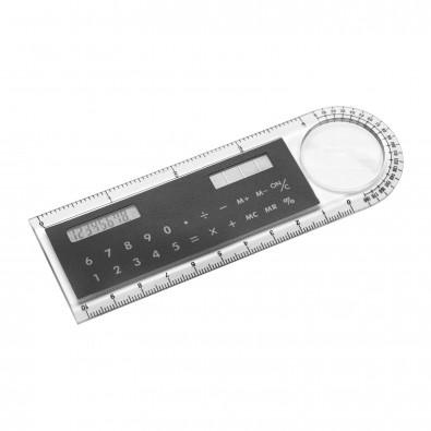 Solartaschenrechner mit Lineal PENTICTON