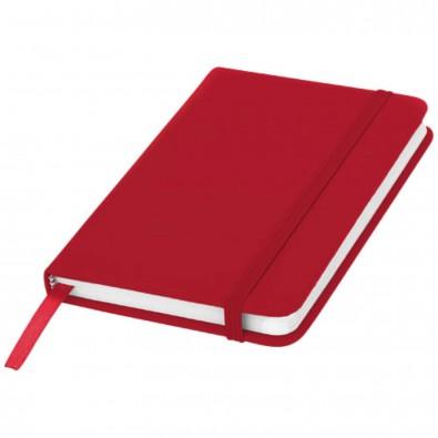 Spectrum DIN A6 Notizbuch, rot