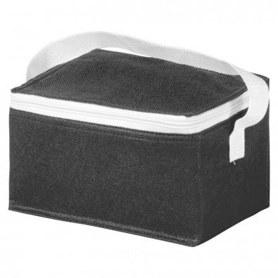 Spectrum Kühltasche für 6 Dosen, schwarz