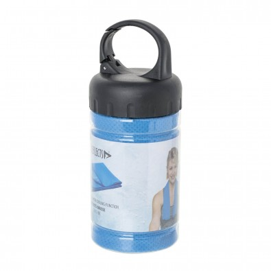 Sporthandtuch mit Kühlfunktion REFLECTS-SOUSSE, blau