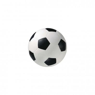 """Springball """"Fußball"""" klein, weiß/schwarz"""