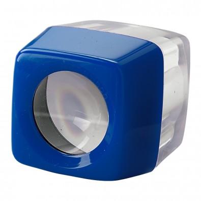 Standlupe Mikro, standard-blau PS