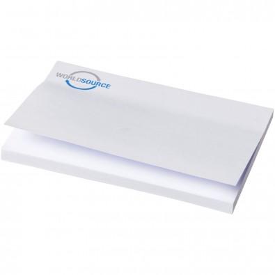 Sticky-Mate® Haftnotizen 105 x 100, weiss, 50 Blatt