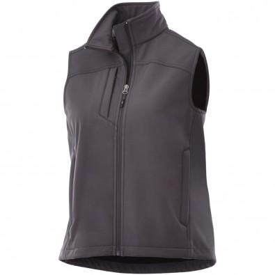 Stinson Damen Softshell Bodywarmer, Storm Grey, M