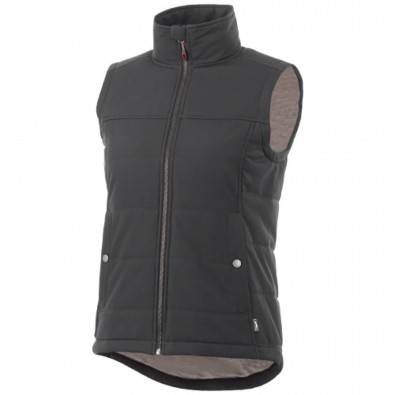 Swing Thermo–Bodywarmer für Damen, Grey smoke, XL