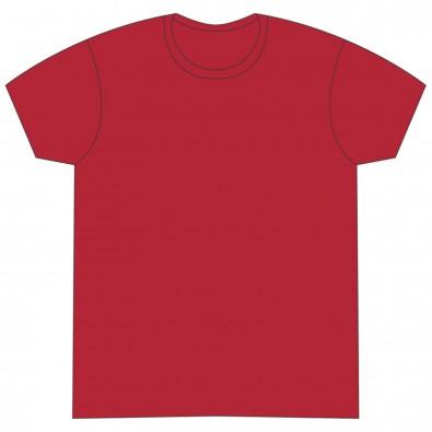 T-Shirt GD Ultra Cotton™,Cherry Red