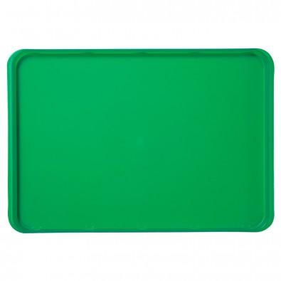 Tablett Bierkasten, trend-grün PP
