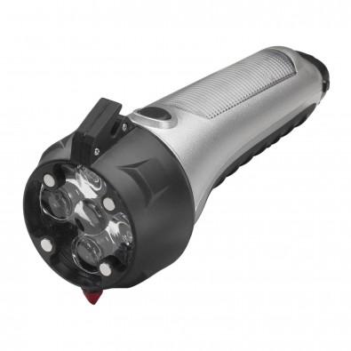 Taschenlampe mit Notfallwerkzeug STOCKTON