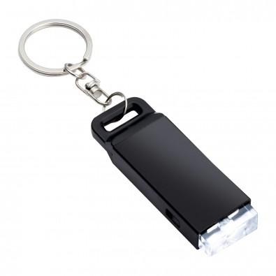 Taschenlampe REFLECTS-FUNCHAL, schwarz