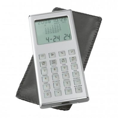 Taschenrechner mit Weltzeituhr OVIEDO