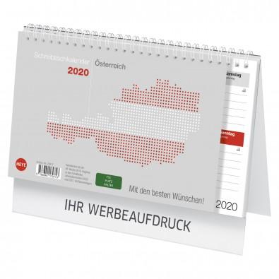 Schreibtisch-Stehkalender 2020