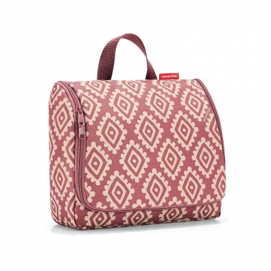 Toiletbag XL, diamonds rouge
