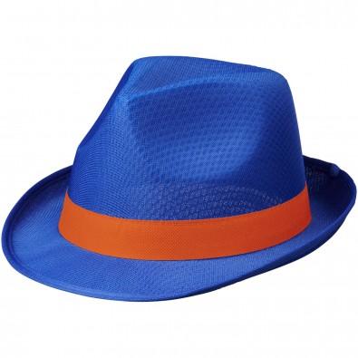 Trilby Set, blau,orange