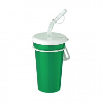 Trinkbecher Take Away 0,4 l, standard-grün