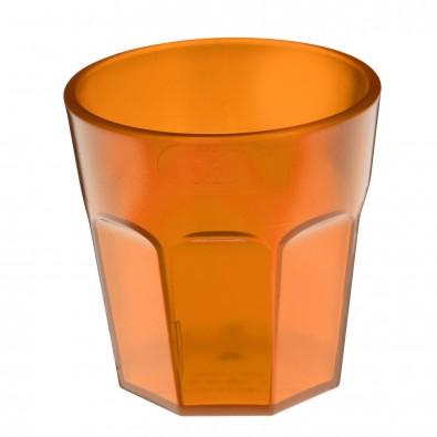 Trinkbecher Tumble, trend-orange PS