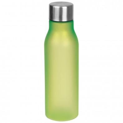 Trinkflasche aus Kunststoff, 550 ml, apfelgrün