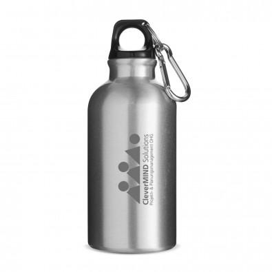 Trinkflasche Outdoor, Silber