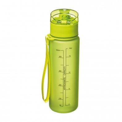 Trinkflasche REFLECTS-BARRIAL, hellgrün