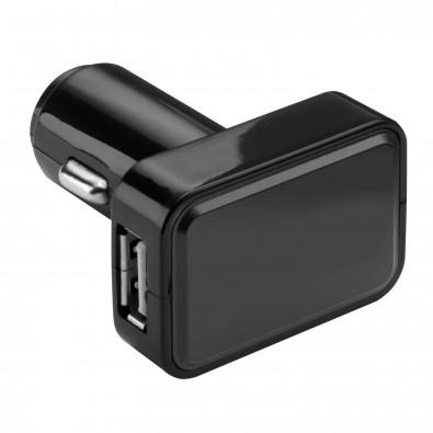 USB Autoladeadapter KOSTROMA schwarz