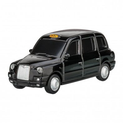 USB-Speicherstick London Taxi TX4 1:72
