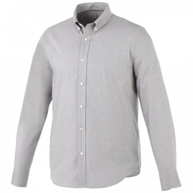 Vaillant Langarmshirt, Steel grey, XL