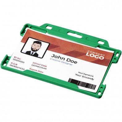 Vega Kartenhalter aus Kunststoff, grün